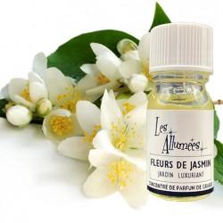 Parfum Fleurs de Jasmin Jardin Luxuriant - 10ml