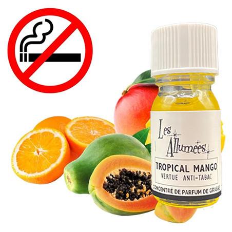 Parfum Tropical Mange Vertue Anti-Tabac - 10ml
